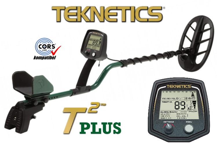 Teknetics T2 plus Metalldetektor
