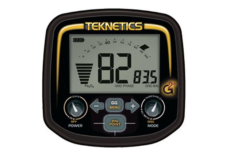 Metalldetektor Teknetics G2+