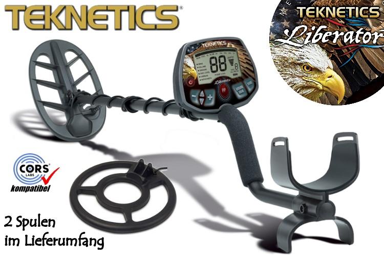Teknetics Liberator Metalldetektor PRO